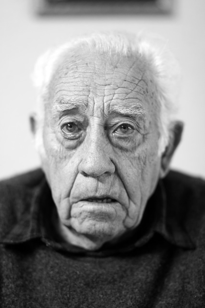 elderly man portrait - photo #1